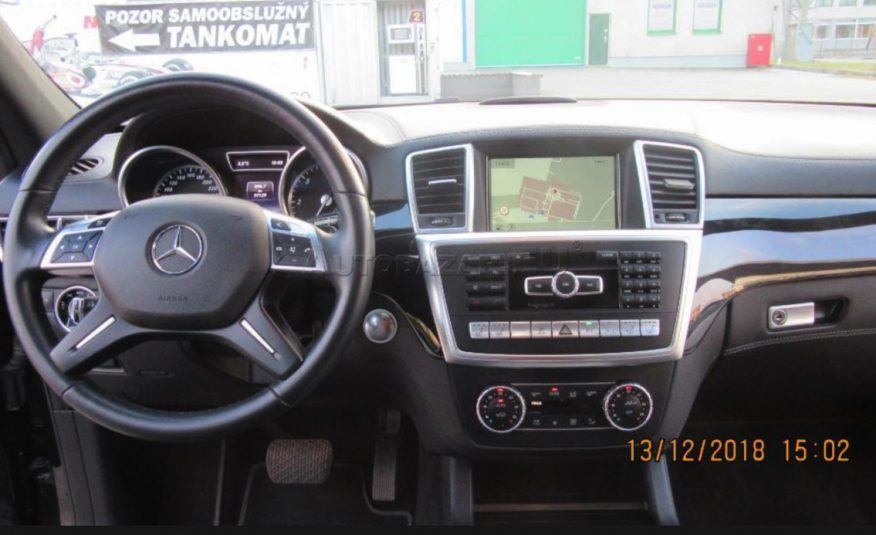 Mercedes-Benz GL Mercedes trieda 350 CDI BlueTEC 4matic