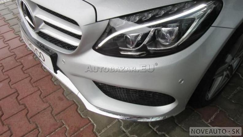 Mercedes-Benz C trieda Sedan Mercedes 220 d 9G